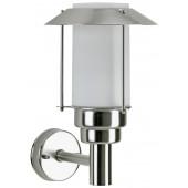 Bertsi 1 Höhe 34,5 cm metallisch 1-flammig zylinderförmig