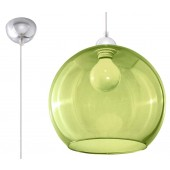 BALL Pendelleuchte Grün