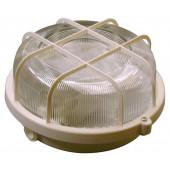 Deckenleuchte Ø 19,5 cm metallisch 1-flammig rund