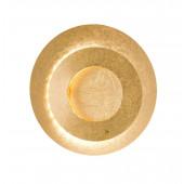 Lauren Ø 24 cm gold 1-flammig rund