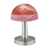 Fynn Höhe 21 cm orange mit Touchschalter