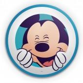 Micky Maus, Ø 35,3 cm, mehrfarbig