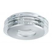 Premium EBL Shell 3er-Set Ø 10 cm metallisch 1-flammig rund