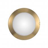 Moon, Deckenleuchte, 24 Karat Gold, E27