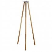 Stativ Kettle Tripod 100 Höhe 102,9 cm schwarz rund