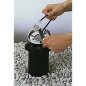 Erdeinbausockel, Ø 15 cm