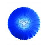 PL Muse 60, 2 x E27, Ø 60 cm, blau