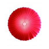 PL Muse 60, 2 x E27, Ø 60 cm, rot