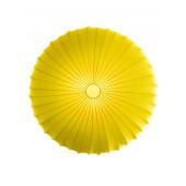 Stoffschirm für MUSE 80 Ø 80 cm gelb rund