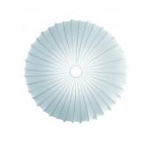 Muse 120 Ø 120 cm weiß 1-flammig rund
