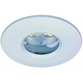 Profi EBL LED 3er-Set Ø 8,7 cm weiß 1-flammig rund