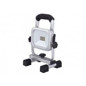 LED-Akkustrahler Laim 10A, 10W, 800lm, 7,4V/2,2Ah