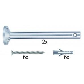 Wire System L&E Umlenker/Abhängung zum Aufschrauben 1 Paar 165mm