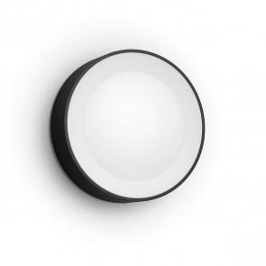 White & Col. Amb. Daylo, schwarz, 1050lm