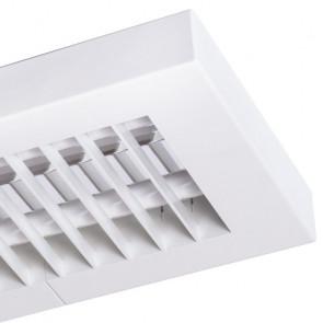 LED WL-DL Office DIM 120 Länge 119,3 cm weiß 1-flammig rechteckig