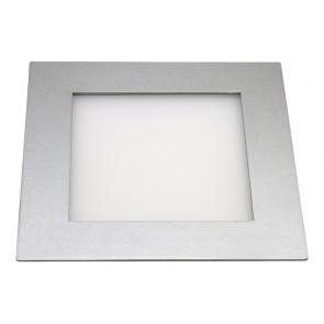 LED Panel, 18 x 18 cm, 11W, dimmbar, tageslichtweiß