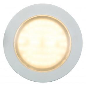 LED Einbaustrahler, 6 W, Seitlicher Lichtkranz