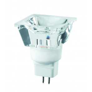 LED Diamond Quadro, 3W, GU5,3, 12V, warmweiß