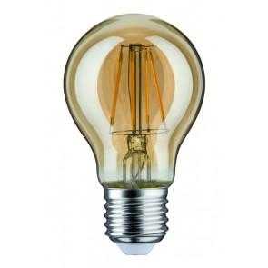 LED AGL 5W E27 230V Gold 2500K