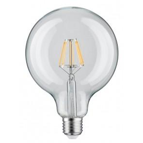 LED Globe125 Filament 7,5W E27 230V Klar