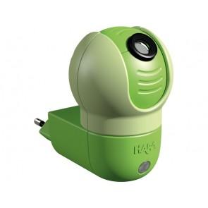 LED-Steckdosenlicht 1 Schlummerschaf Motiv, 1W, Sensor, drehbar