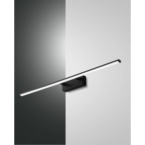 Nala Länge 75 cm schwarz 1-flammig rechteckig