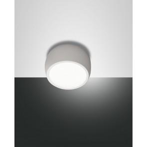 Vasto LED, Weiss, Acrylglas, teilsatiniert, 630lm, 7W