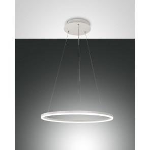 Giotto Ø 60 cm weiß 1-flammig rund