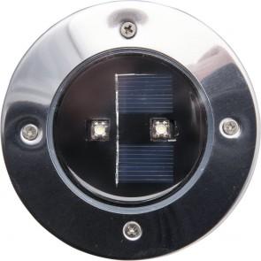 Venedig, LED, inkl Sensor, Solar, grau