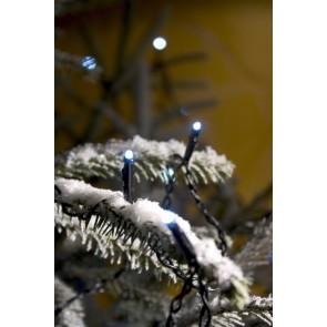 Micro LED Lichterkette, kalt weiß