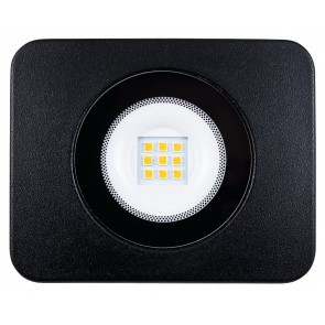 Bolton, LED, IP65, schwarz