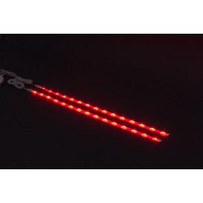 LED Strip 2er-Set Länge 50 cm weiß 1-flammig rechteckig