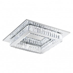 Corliano, 50 x 50 cm, inkl LED