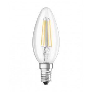 LED Retrofit B40 4W E14 klar