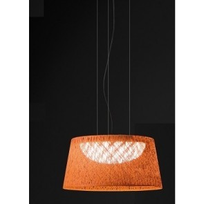 Wind, orange, Ø 60 cm, Höhe 30 cm