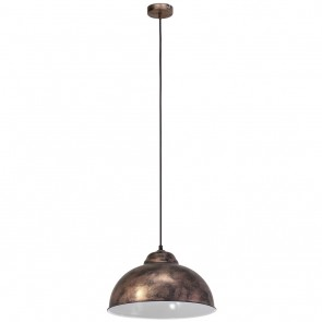 Truro 2, Ø 37 cm,  Kupfer-Antik