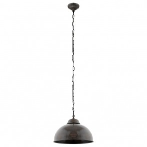Truro 2, Ø 37 cm, antik-braun