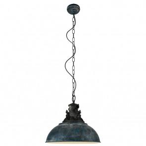 Grantham 1, Ø 41,5 cm, blau-antik