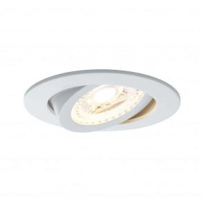 SmartHome Zigbee Lens Ø 8 cm weiß 3er-Set mit Farbwechsel schwenkbar