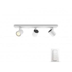 Runner, LED, 3-flammig, Inkl. Dimmschalter, Farbtemperatur änderbar, Weiß