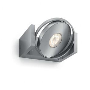 Particon, LED, 1-flammig, dimmbar, grau