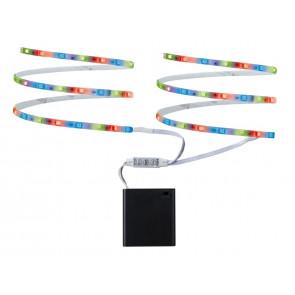 Function Mobil Stripe Länge 80 cm weiß 2-flammig rechteckig