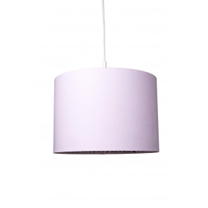 Reh Ø 34 cm rosa 1-flammig rund
