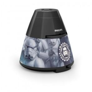 Star Wars 2 in1 Projektor-Nachtlicht, LED