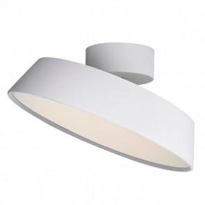 Alba, LED, Schwenkbar, Weiß