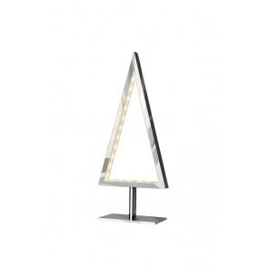 Pine-S, LED, Höhe 28 cm, Chrom