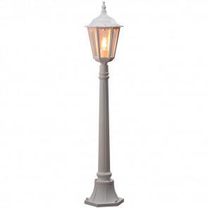 Firenze, E27, IP43, Höhe 120 cm, dimmbar, weiß