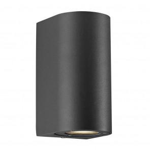 Canto Maxi, GU10, IP44, schwarz