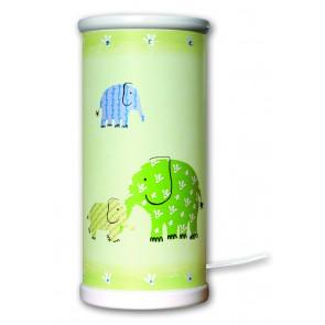 Designers Guild Elefant Uni grün