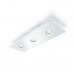 Magna, LED, 3-flammig, Weiß
